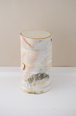 Birch Pillar 7in