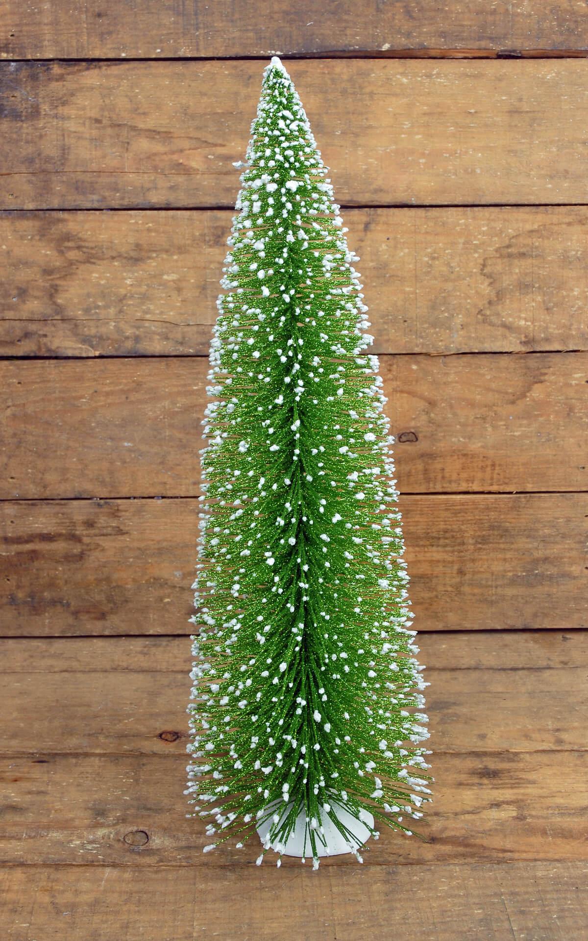Extra Large 16 Bottle Brush Christmas Trees