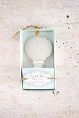 Bottle Stopper Sand Dollar