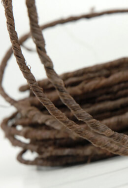 Oasis Rustic Wire 18 gauge Brown 70 feet
