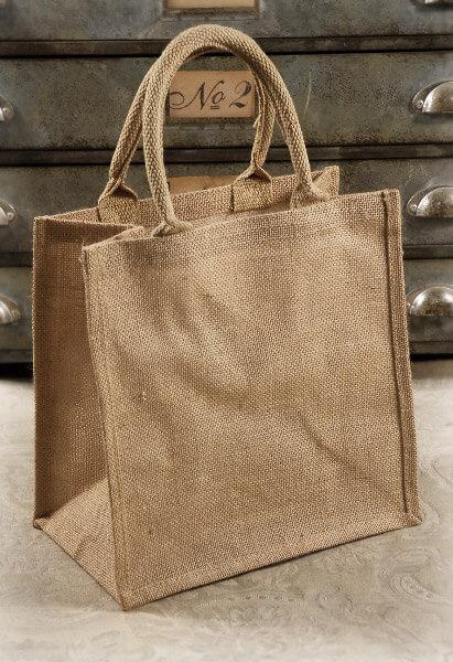 Bag Burlap Tote 70