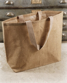 Burlap Bag 22in