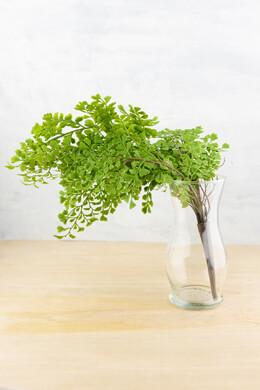 """Artificial Maidenhair Fern Bush 18"""""""