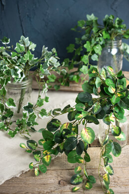 """Ivy Hanging Bushes 3 Styles 15"""""""