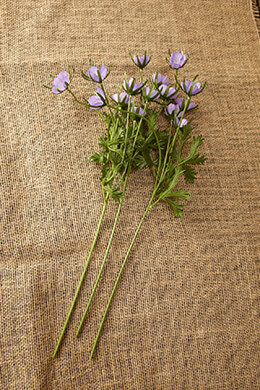 Buttercup Spray Lavender 19in (Pack of 12)