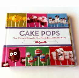Cake Pops Book by Angie Dudley