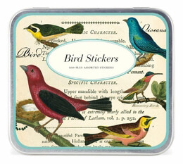 Bird Stickers (100 Stickers)