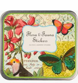 Cavallini Flora & Fauna Stickers