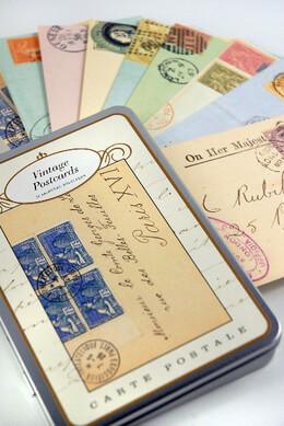 Cavallini Vintage Postcards - 18 cards