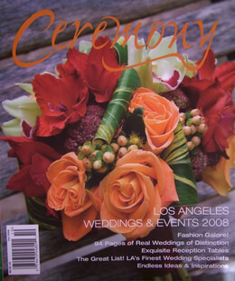 Ceremony Magazines LA 2008