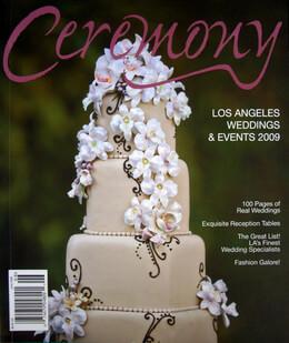 Ceremony Magazines LA 2009