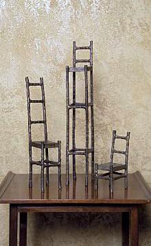 Chair Sculptures|Set of 3