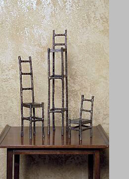 Chair Sculptures | Set of 3