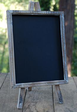 """Chalkboard Easel 8"""" x 10"""""""