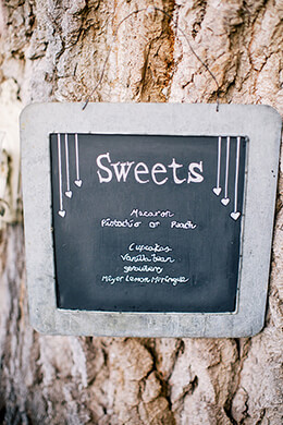 Chalkboard Square Zinc 14in