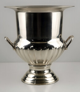 Champagne Bucket Silver