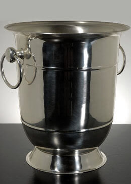 Stainless Ice Bucket Champagne & Wine Bucket