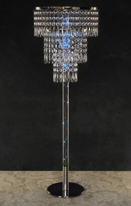 Table Top Chandelier Display Stand 30-1/2 in