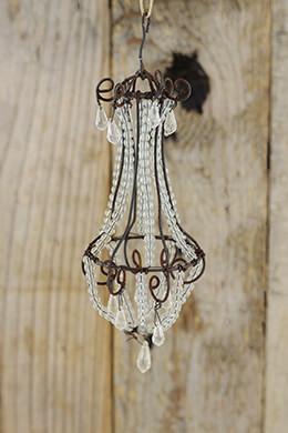 """6"""" Victorian Chandelier Decoration"""