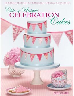 Chic & Unique Celebration Cakes by Zoe Clark
