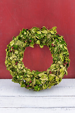 Christmas Wreath 14in