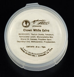 Cinema Secrets Extra Opaque White Extra Face Paint .65oz (makeup artist quality)
