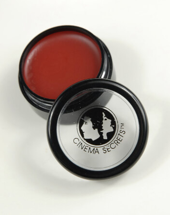 Cinema Secrets Professional Face Makeup Bruised Red 1/4 oz