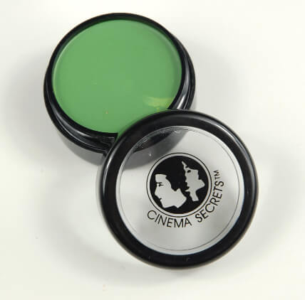 Cinema Secrets Professional Face Makeup Green 1/4 oz
