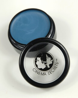 Cinema Secrets Professional Face Makeup Vein Blue (Na'vi Blue) 1/4 oz