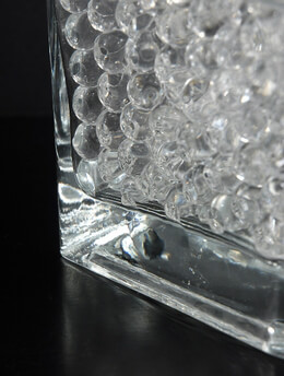 Clear Water Pearls 5.2 oz./150 ml Vase Filler