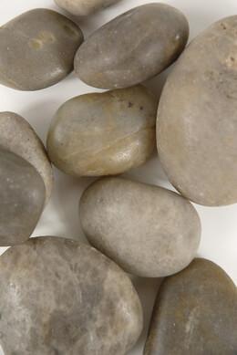 Cobble Stones Beige 2in