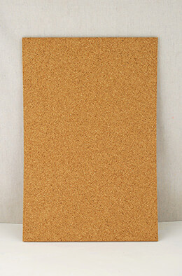 Cork Sheet 12x18in 0.25in 1pc