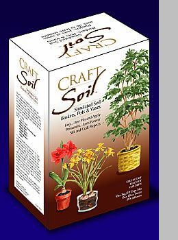 Craftsoil Simulated Soil Kit