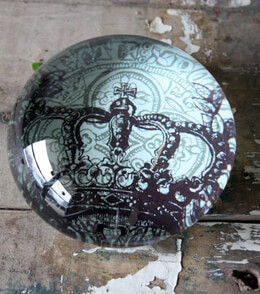 Crown Paperweight