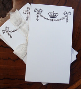 Crown Place Cards (24 cards/pkg)