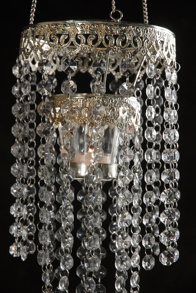 Candle Holder Chandelier 24in – Candle Crystal Chandelier
