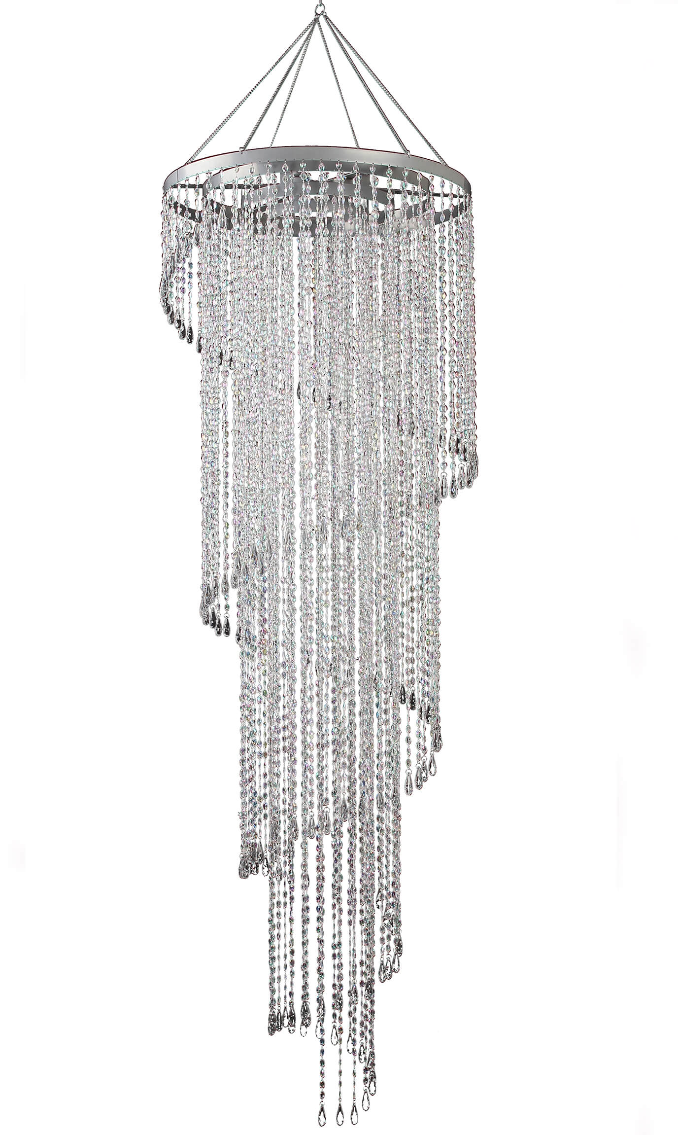 Crystal Chandelier 24x72