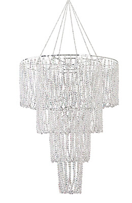 Crystal Chandelier 24x31