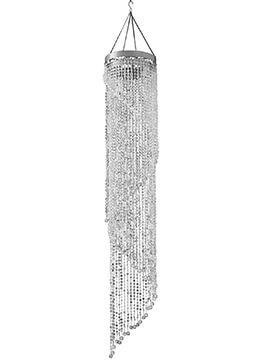 Crystal Chandelier 8.5x47