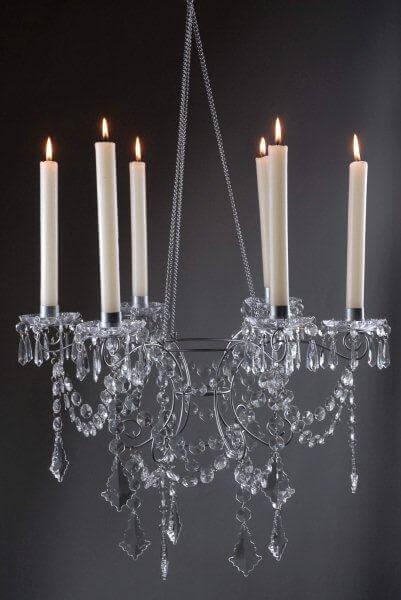 Chandelier Candleholder