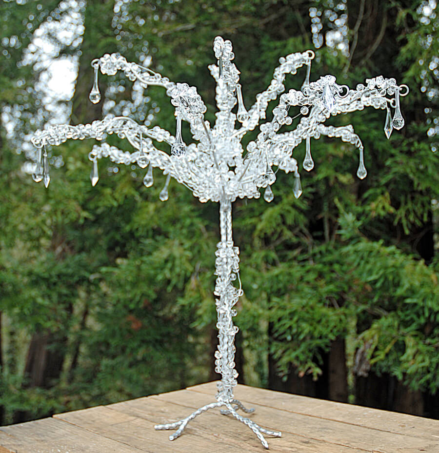 Crystal Trees 25in