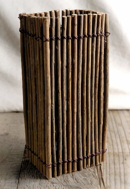 Willow Branch Vases 9in