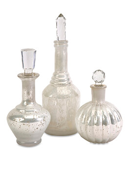 Curran Decorative Bottle Set (Set of 3)