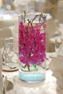 """8"""" Glass Cylinder Vase"""