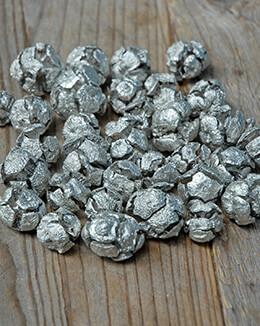 Cypress Cones Silver 0.3 lbs