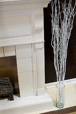 Decorative Birch Branches White 3-4ft