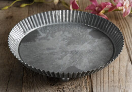 Fluted Pan