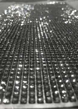 Adhesive Backed Rhinestones 10x11 sheet
