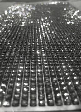 Diamond Sticker Sheets Silver 5 x 5.5 sheets