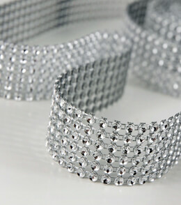 "Diamond Wrap 6 rows 1.2"" wide x 9.8 feet"
